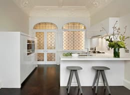 Cocinas de estilo moderno por Elan Kitchens