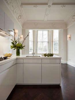 moderne Keuken door Elan Kitchens