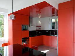 MAISON REFLET: Cuisine de style de style Moderne par nesso