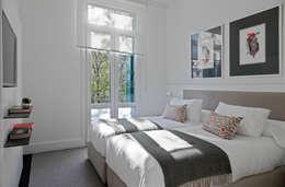 As vantagens de um quarto de duas camas for Silvia reguera