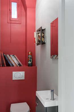 Banheiros modernos por Decorexpat