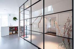 stalen binnenpuien:  Ramen & deuren door StrandNL architectuur en interieur