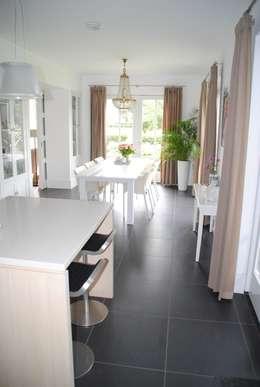 classic Dining room by halma-architecten