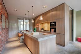 moderne Keuken door homify