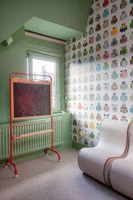 klasieke Kinderkamer door homify