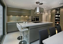 Dapur by Elan Kitchens