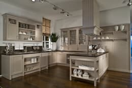 Cocinas de estilo rural por LWK Kitchens