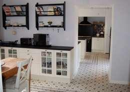 landelijke Keuken door Borkenhagen Interior&Design