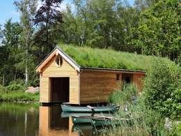 房子 by Organic Roofs