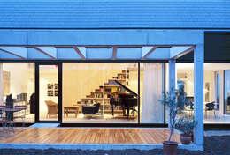scandinavische Huizen door Bohn Architekten GbR