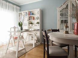Phòng học/Văn phòng by MUDA Home Design