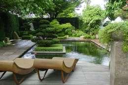 Jardins ecléticos por japan-garten-kultur