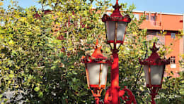 Garden  by İRPA Aydınlatma