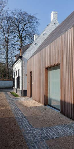 Projekty,   zaprojektowane przez Callebaut Architecten