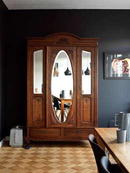 eclectic Dining room by StrandNL architectuur en interieur