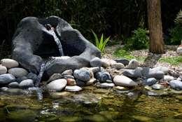 Jardín de estilo  por La Paisajista - Jardines con Alma