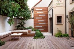 庭院 by AD Concept Gardens
