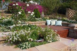 제1회 코리아가든쇼 '내려놓음': Garden Studio Allium의  정원