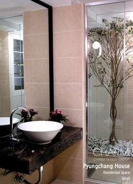 평창동 주택: 참공간 디자인 연구소의  화장실