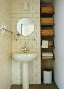 ห้องน้ำ by 一級建築士事務所オブデザイン