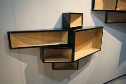 Ka-Lai Chan Design: moderne Woonkamer door Ka-Lai Chan Design