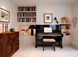 scandinavian Living room by ZazuDesigns