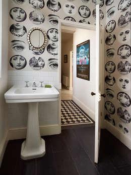 eclectische Badkamer door ZazuDesigns