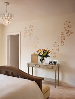 classic Bedroom by ZazuDesigns