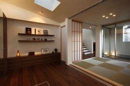 アーキシップス古前建築設計事務所의  침실