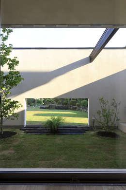 アーキシップス古前建築設計事務所의  정원