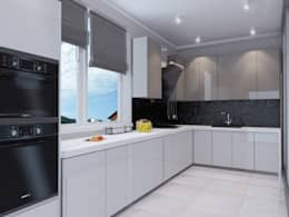 Дом в современном стиле: Кухни в . Автор – Design Projects