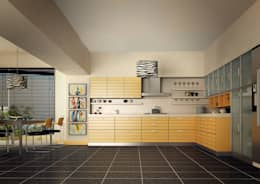 modern Kitchen by BA DESIGN