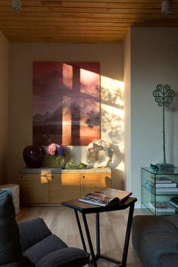 Дом: Гостиная в . Автор – Sergey Makhno Architect