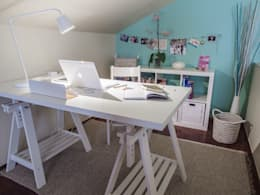 Habitaciones de estilo moderno por MUDA Home Design