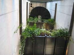 Koridor dan lorong by planugsgruppe agsn architekten GmbH