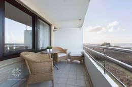 Redesign Appartement am Meer:   von Home Staging Sylt GmbH