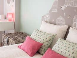 臥室 by MUDA Home Design