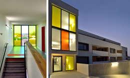 La couleur:  de style  par SAS d'Architecture Thierry BOUTIN