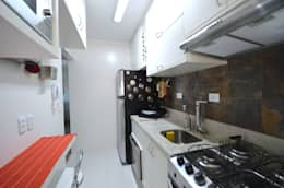 Кухни в . Автор – Natali de Mello - Arquitetura e Arte