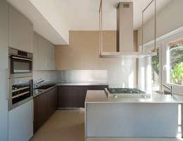 Cocinas de estilo minimalista por stefania eugeni