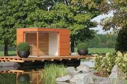 Terrazas  de estilo  por Gartenhauptdarsteller