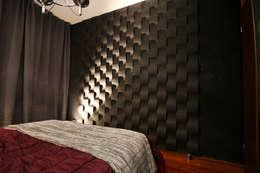 Dormitorios de estilo moderno por Loft Design System Deutschland