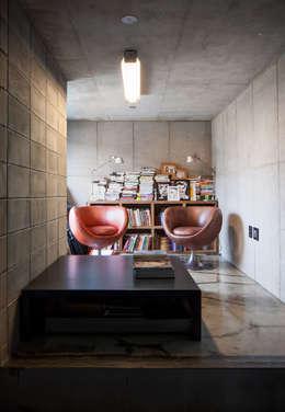 옥탑: 라움플랜 건축사사무소의