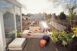 Großen Balkon Gestalten balkon einrichten die coolsten ideen
