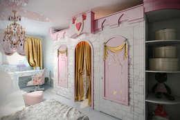 Детская: Детские комнаты в . Автор – meandr.pro