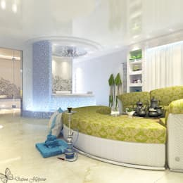 hamam and spa relax room: Спа в . Автор – Your royal design