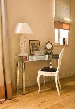 Dom Tancerzy: styl , w kategorii Sypialnia zaprojektowany przez Pracownia Projektowa Poco Design