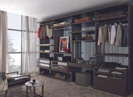 Vestidores de estilo  por Lamco Design LTD