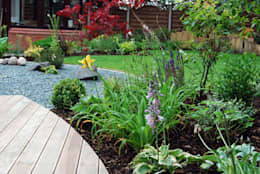 Сады в . Автор – Lush Garden Design