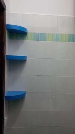 modern Bathroom by Roberta Rose